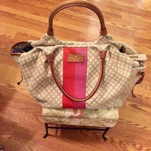 Kate Spade Stevie Diaper Bag W15.5X L11.5